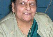 Mrs. Kanchanben Ramniklal Kanji Shah