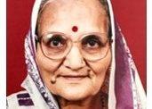 Mrs. Kasturben Velji Ladhabhai Shah