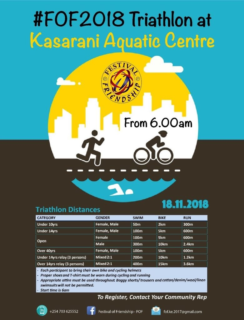 Kasarani Stadium Festival of Friendship