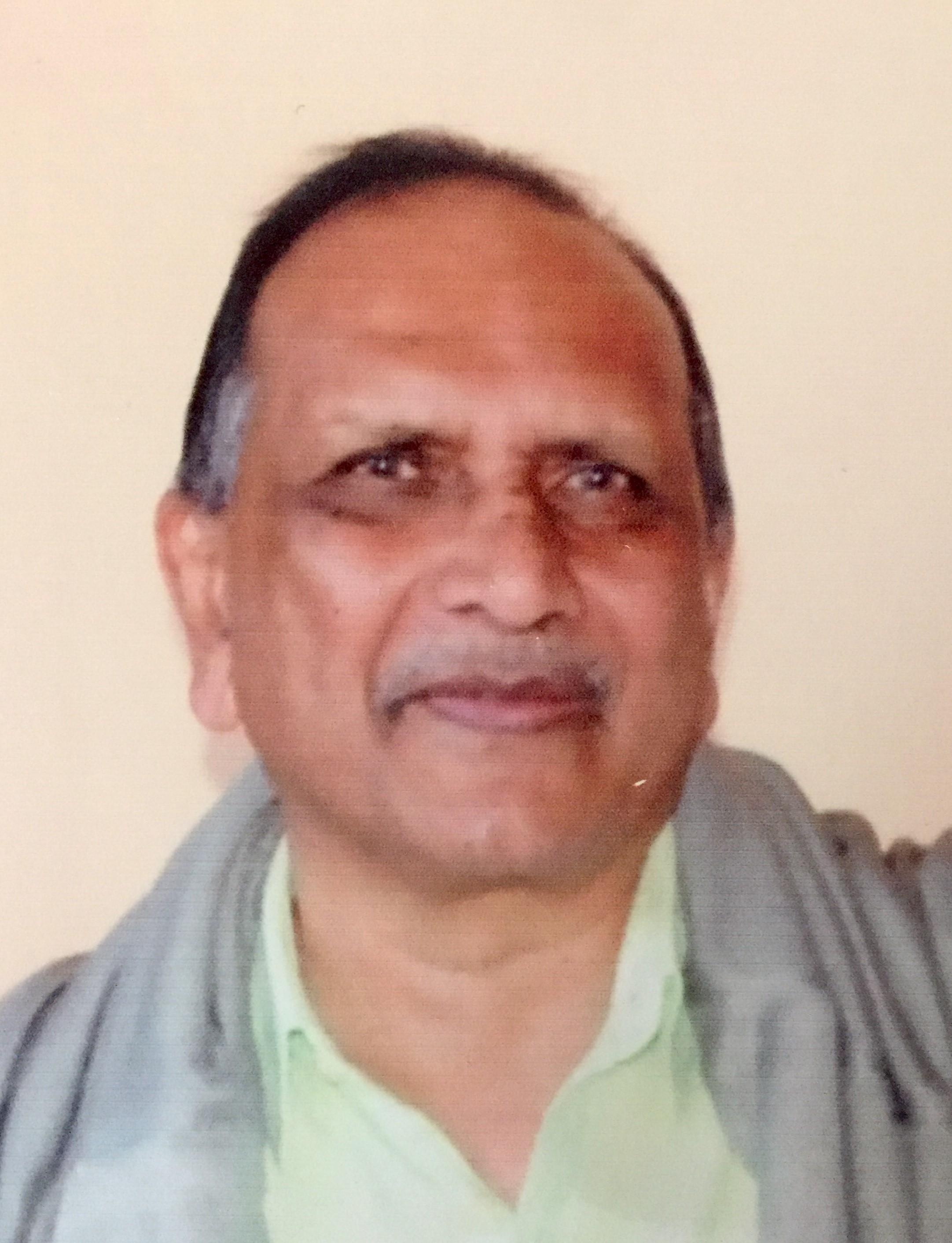 Mr. Pankaj Shamji Ramji Shah