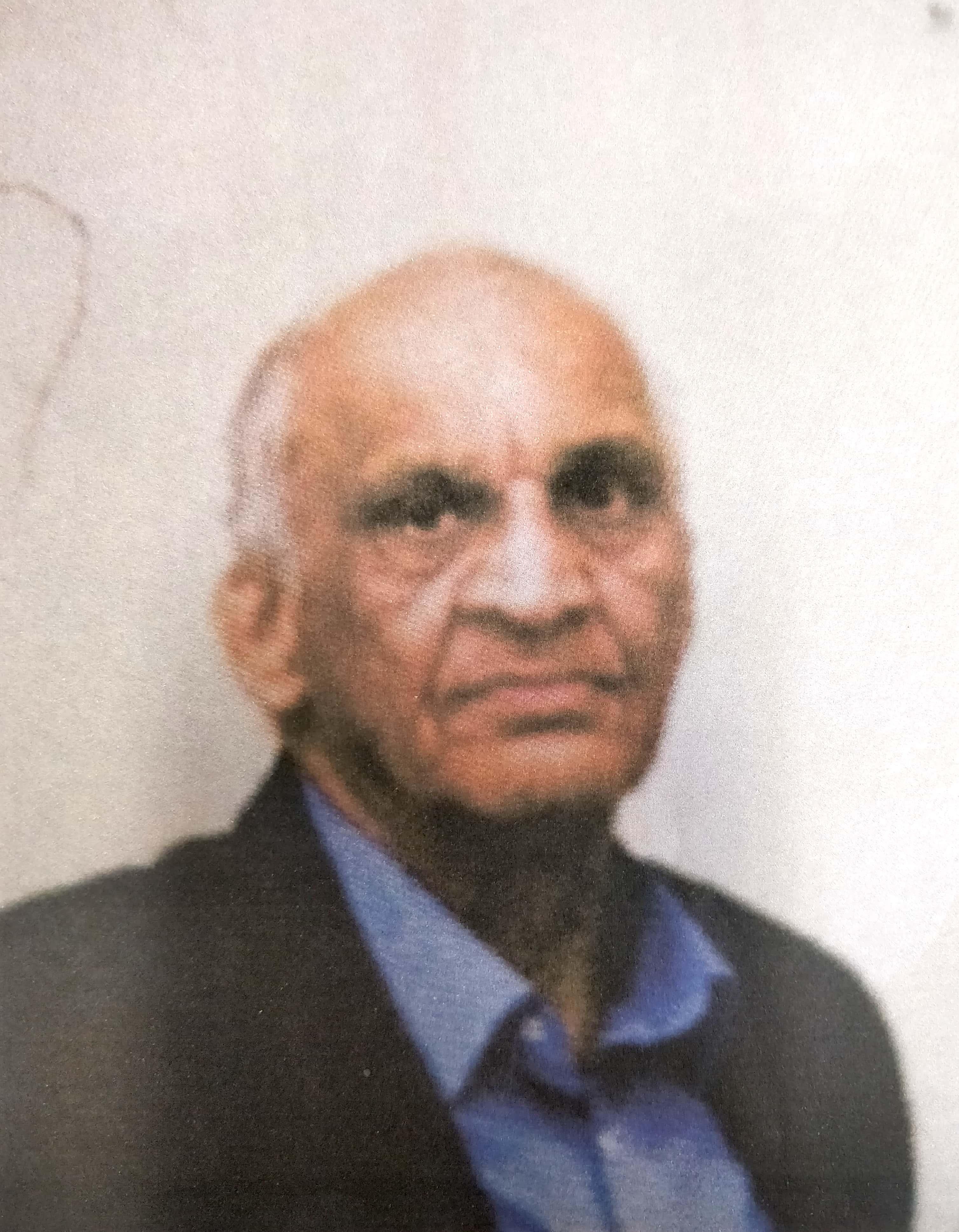 Mr. Babu (Suresh) Jivraj Popat Shah