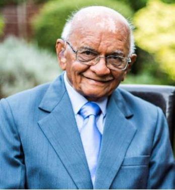 Mr. Dhirajlal Nathoo Shah