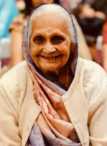 Mrs. Raniben (Radiatben) Khimji Vaja