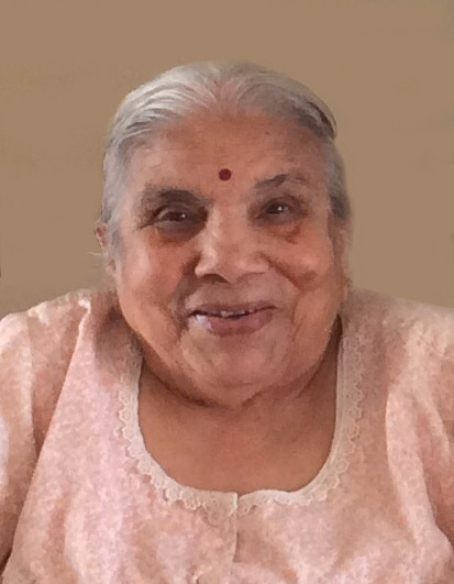 Mrs. Virmatiben Khetshi Nathoo Shah