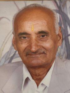 Mr. Vrajlal Kanji Dodhia