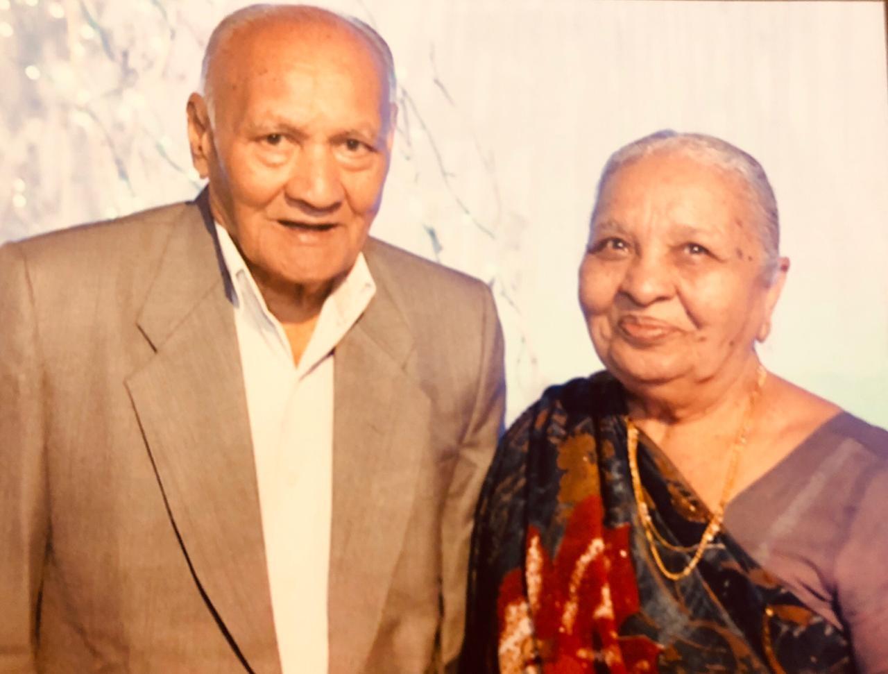 Mr. Kanji Hemraj Shah & Mrs. Motiben Kanji Shah