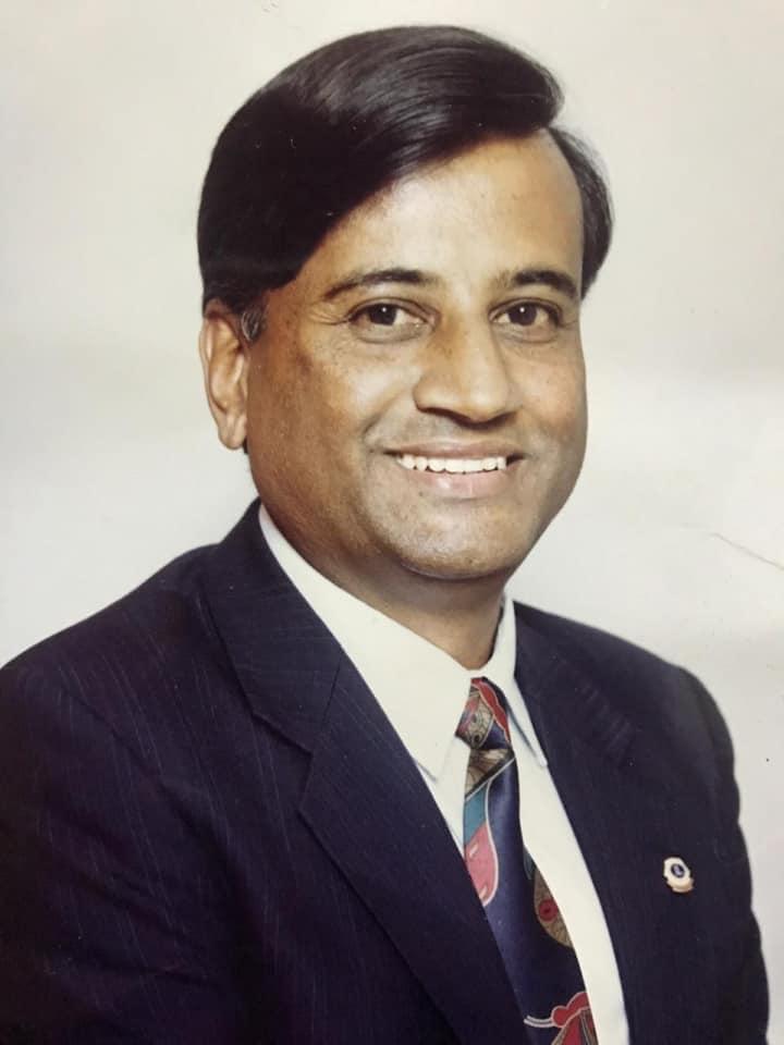 Mr. Amratlal Motichand Shah
