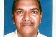 Mr. Kanti Devji Karania