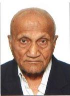 Mr. Goshar Zaverchand Bharmal Shah