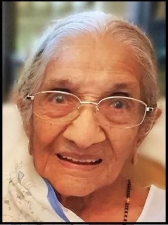 Mrs. Zaverben Ramji Shah