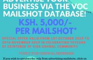 Mailshot Promotion Scheme