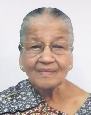 Mrs. Savitaben Nathalal Bhoja Savla